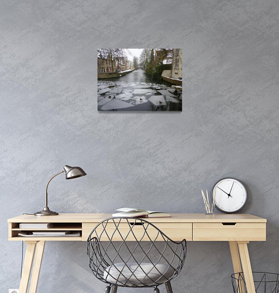 """""""Bruges""""  (2009) by klewis"""