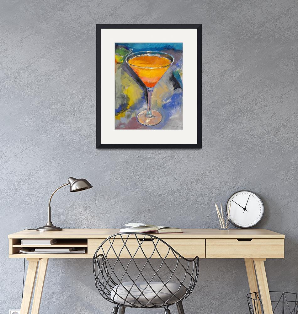 """""""Mango Martini Painting""""  by creese"""