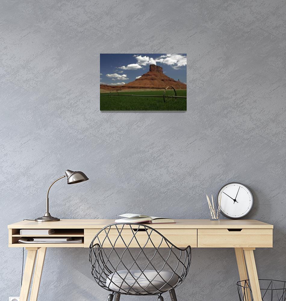 """Ranch near Moab Utah""  by jimcrotty"