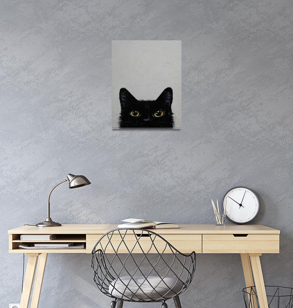 """""""Black Cat""""  by creese"""