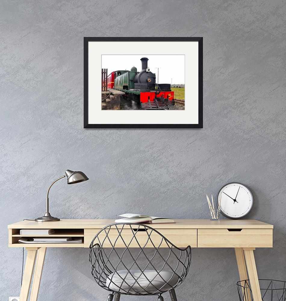 """""""Old Train""""  (2006) by JoaoPonces"""