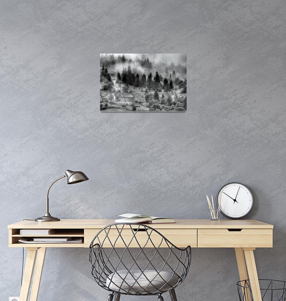 """Nordfjord, Norway 1""  (2011) by ashworth"