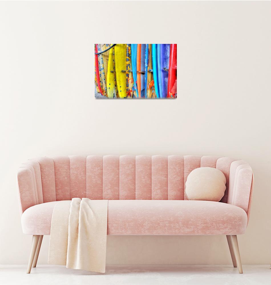 """""""Board Row""""  (2010) by VHarris"""