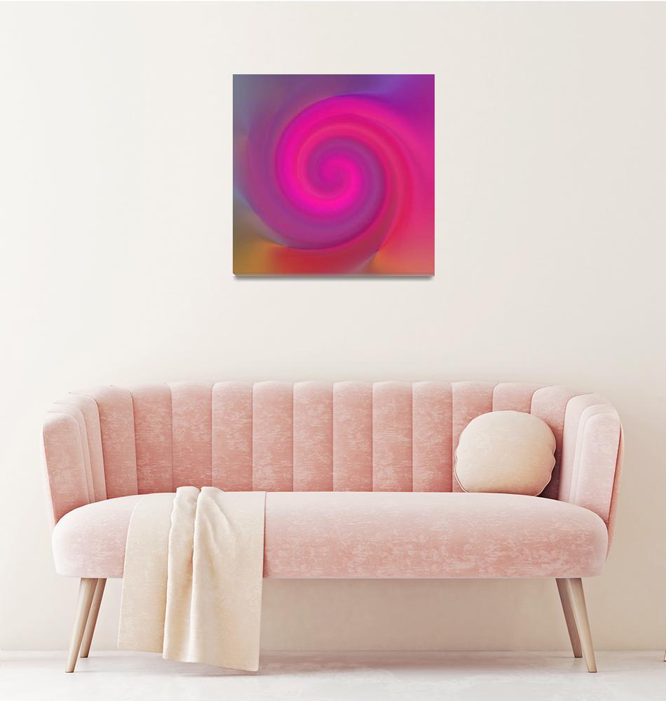 """""""light wave""""  (2012) by mindgoop"""