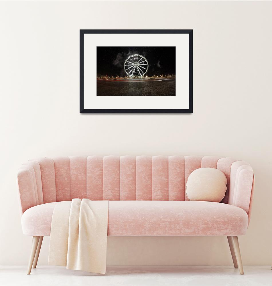 """Grande Roue""  by artlicensing"