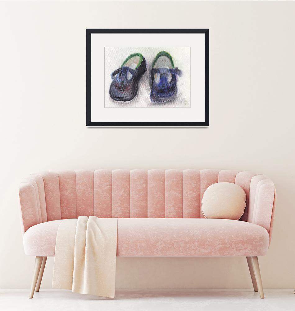 """""""Baby Shoes""""  (2006) by bobbiewilson"""