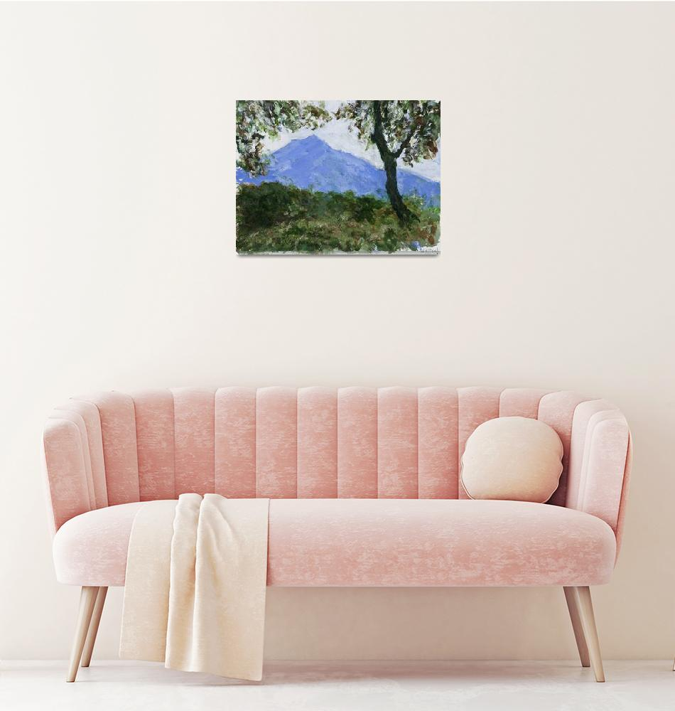 """""""Mt. Tam from the Tam""""  by deniwetsel"""