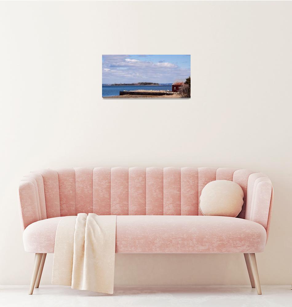 """Nova Scotia impressions""  by Ralli"