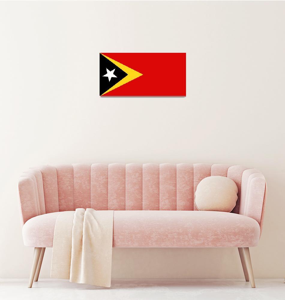 """East Timor""  by tony4urban"