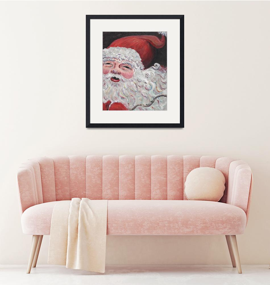"""Santa Claus""  (2005) by nadinerippelmeyer"
