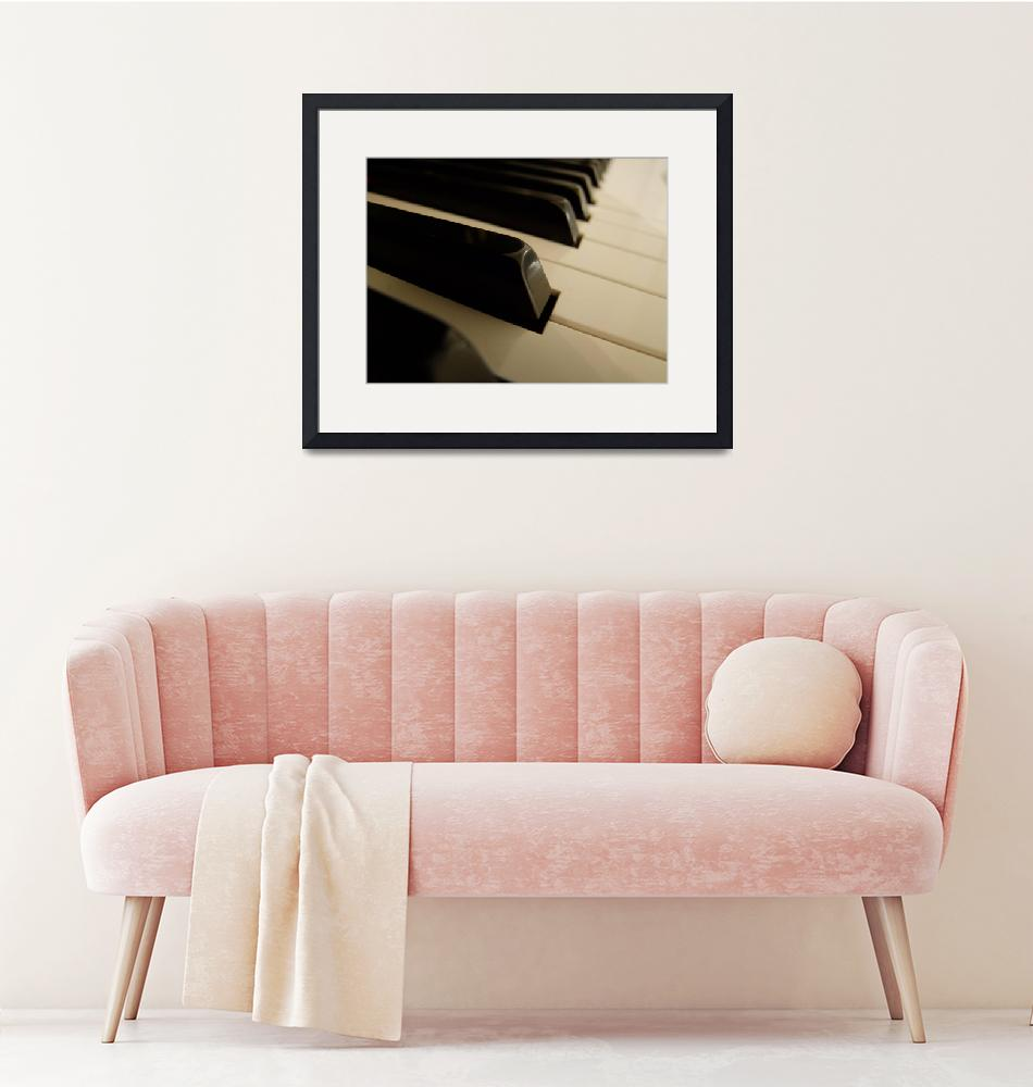 """""""piano""""  (2008) by mozartme"""