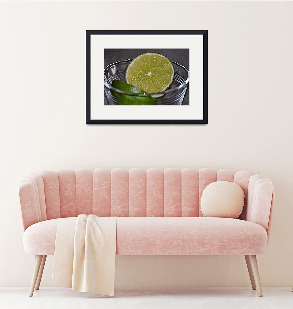 """The Perfect Lime""  (2013) by artographic66"