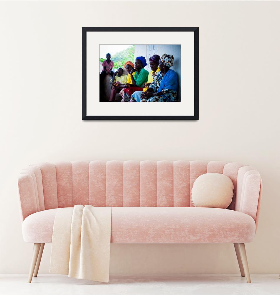 """""""colorful women""""  by jasteinberg"""