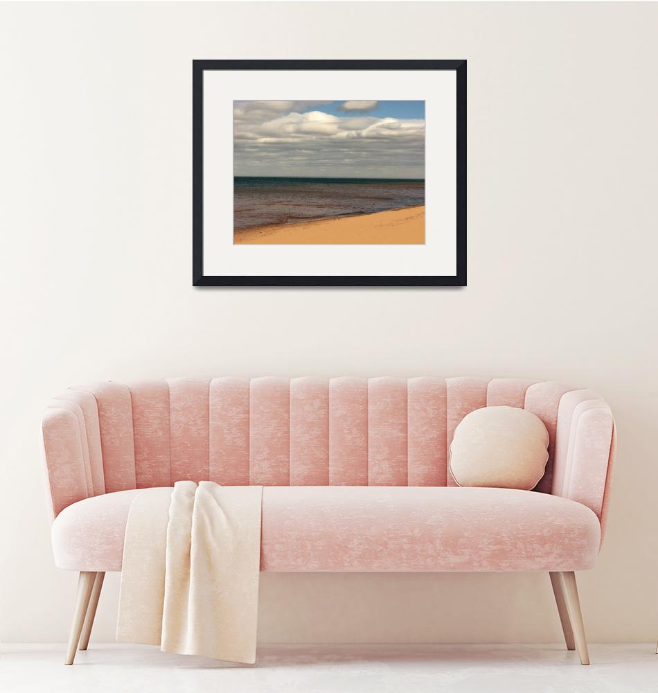 """""""Simple Shore-2369""""  by Frame-It"""