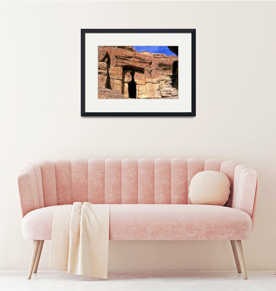 """""""Petra""""  (1998) by JoaoPonces"""