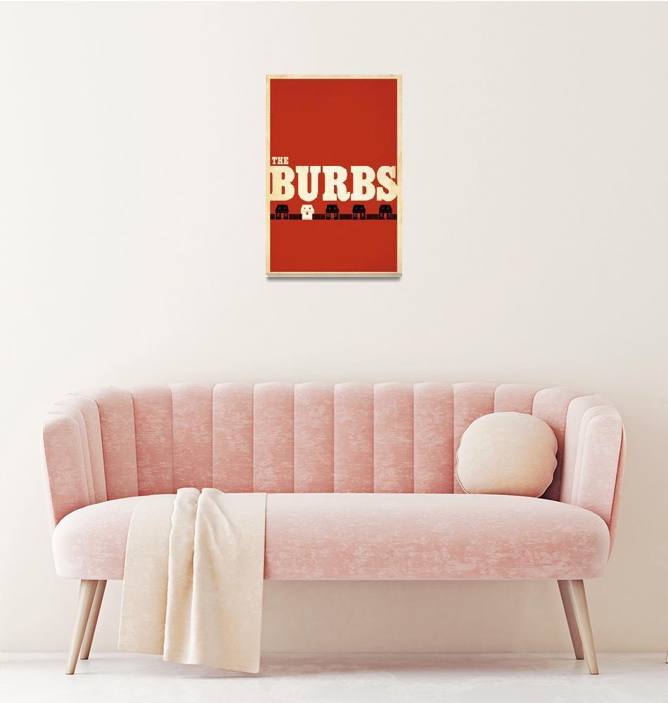 """The Burbs""  (2010) by BrickHut"