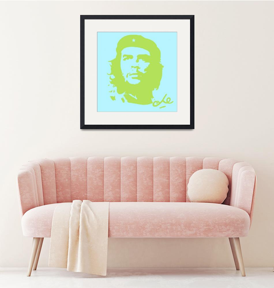 """""""Che Guevara Poster 18""""  by motionage"""