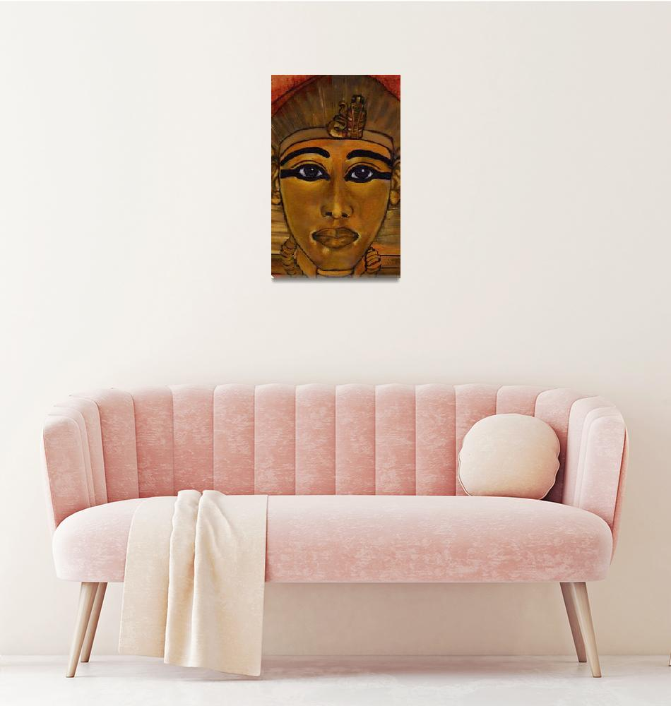 """Ancient Egypt: Tutankhamun""  (2008) by Crafloft Studio"