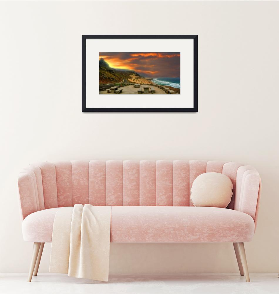 """""""Romantic View""""  by JuliaFineArt"""