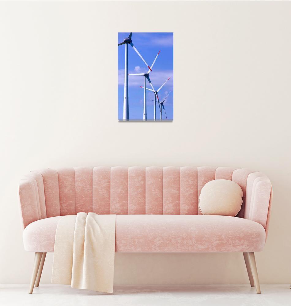 """Wind Farm""  (2017) by MSSantos"