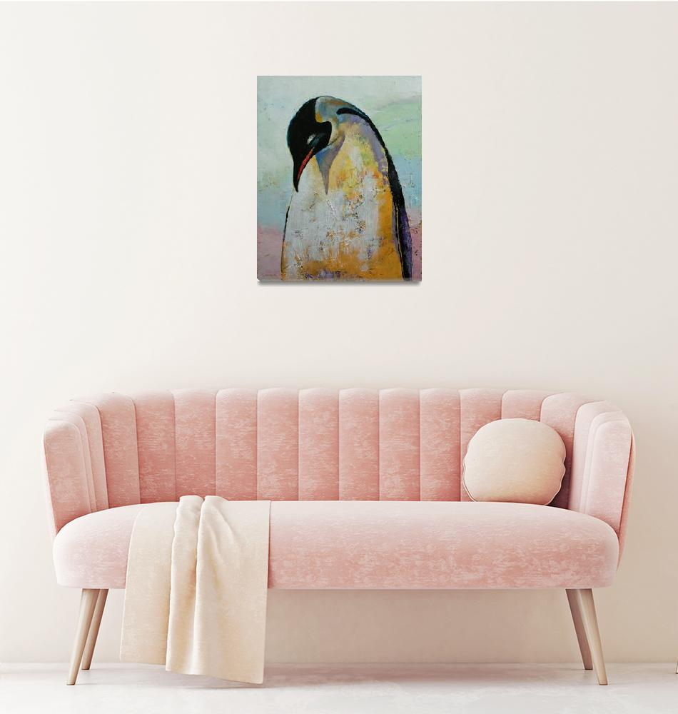 """""""Emperor Penguin""""  by creese"""