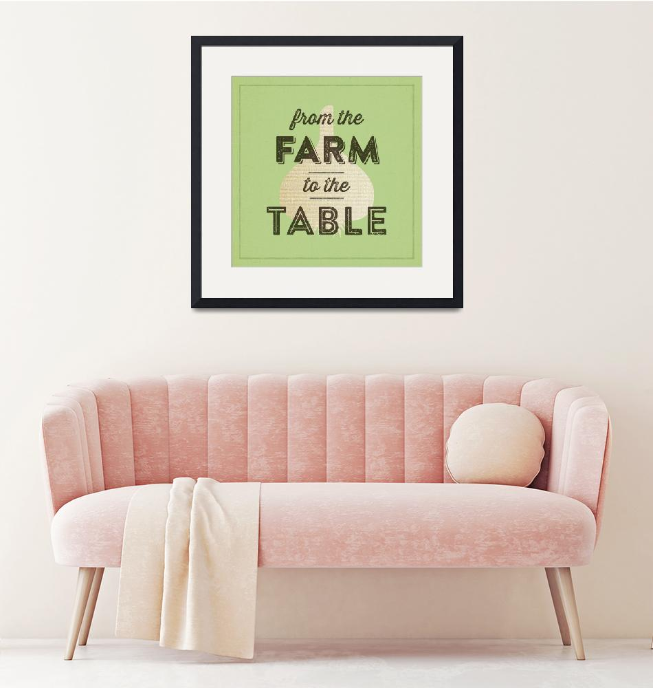 """Farm to Table (Set 2)""  by dallasdrotz"