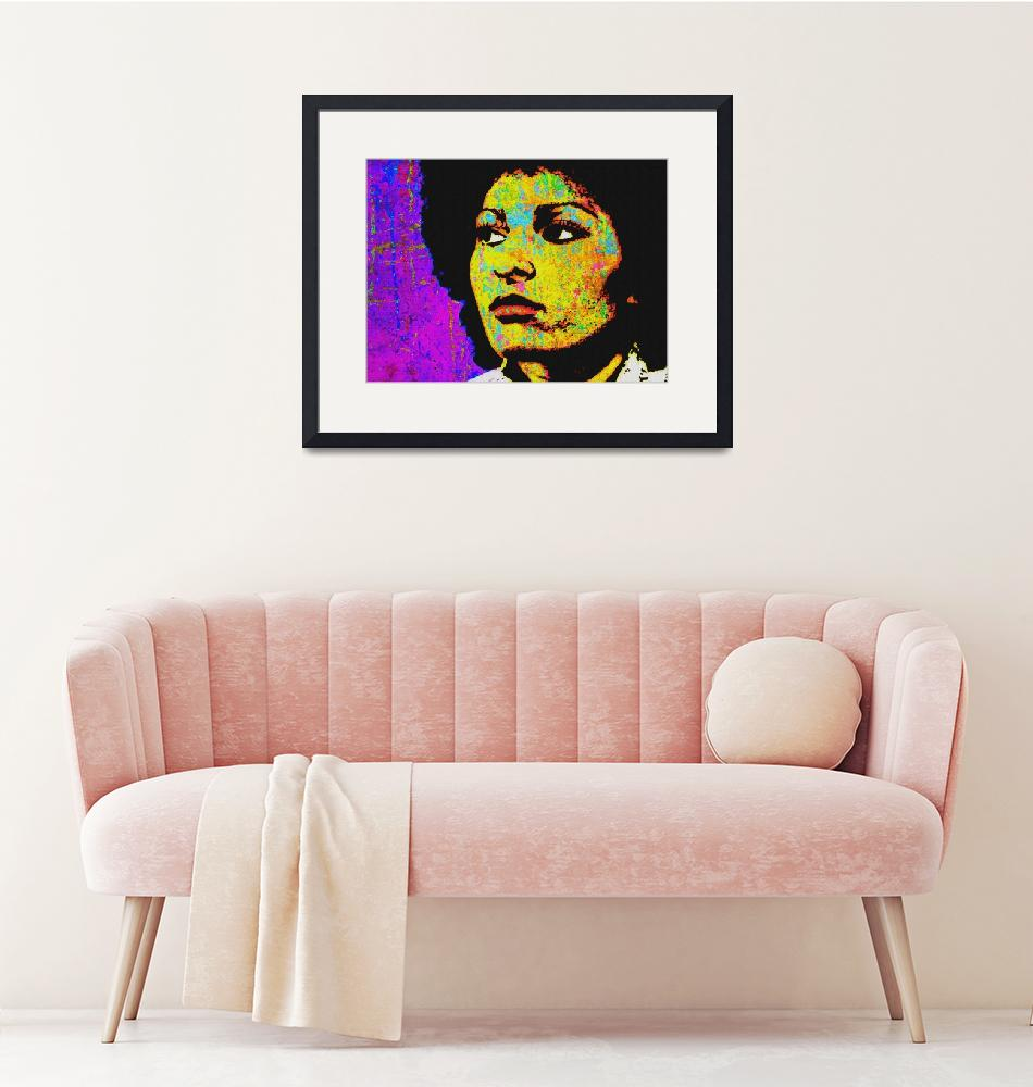 """COFFY-PAM GRIER""  (2020) by thegriffinpassant"