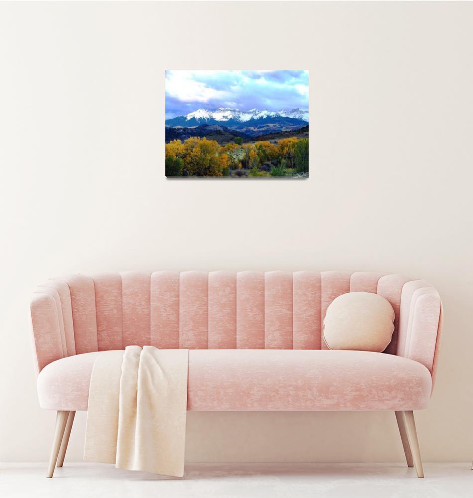 """Telluride, Colorado"" by mellow"