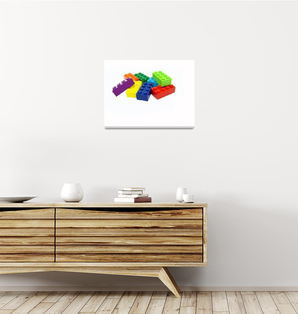 """Building blocks.""  by FernandoBarozza"