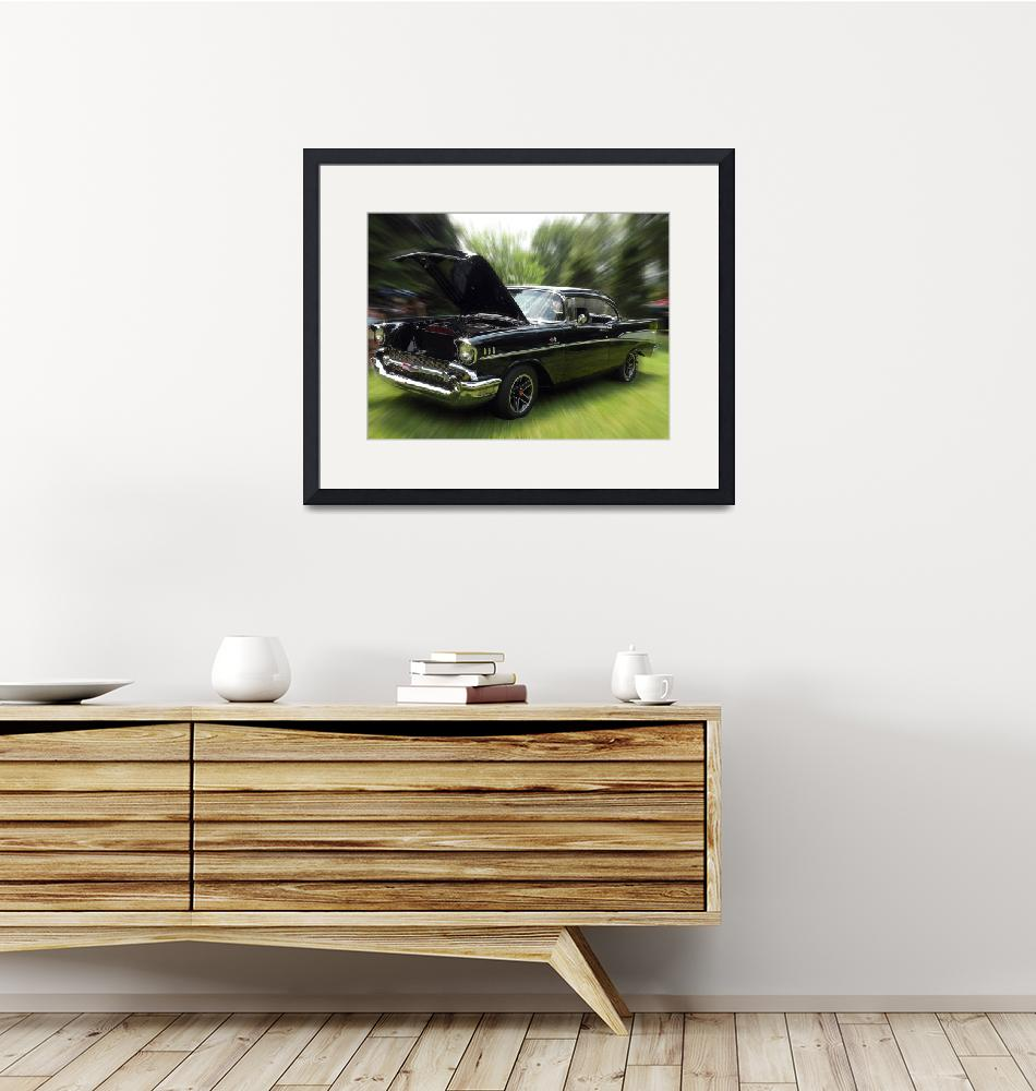 """Black Chevy Classic""  (2008) by kellerman"