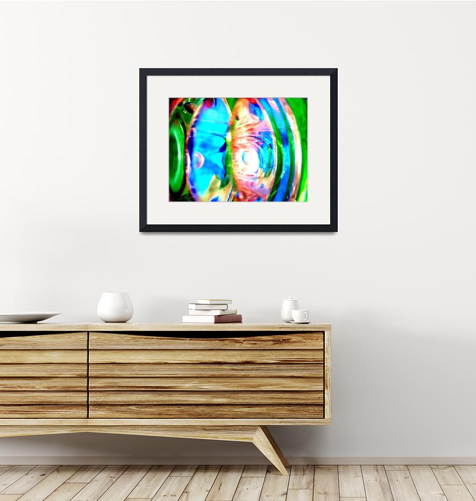 """""""Rainbow Luminescent""""  (2011) by mswenderful"""