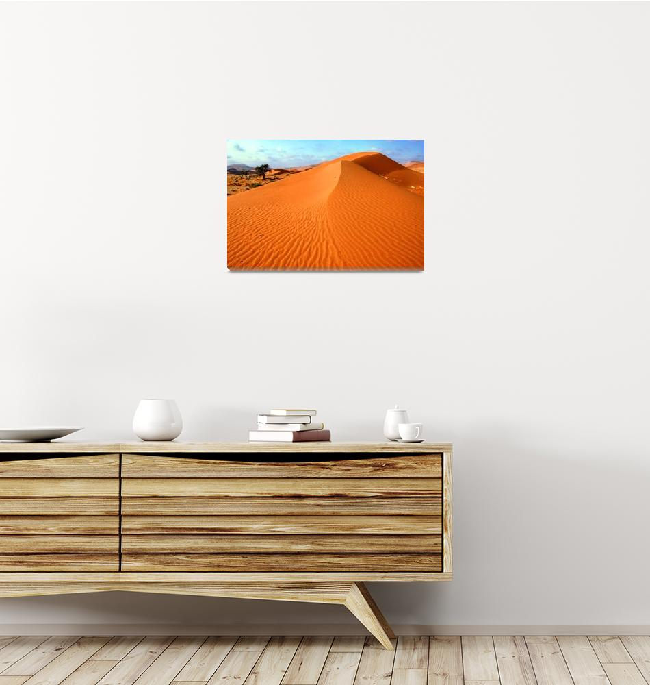 """Red Dune""  by ccsg51"