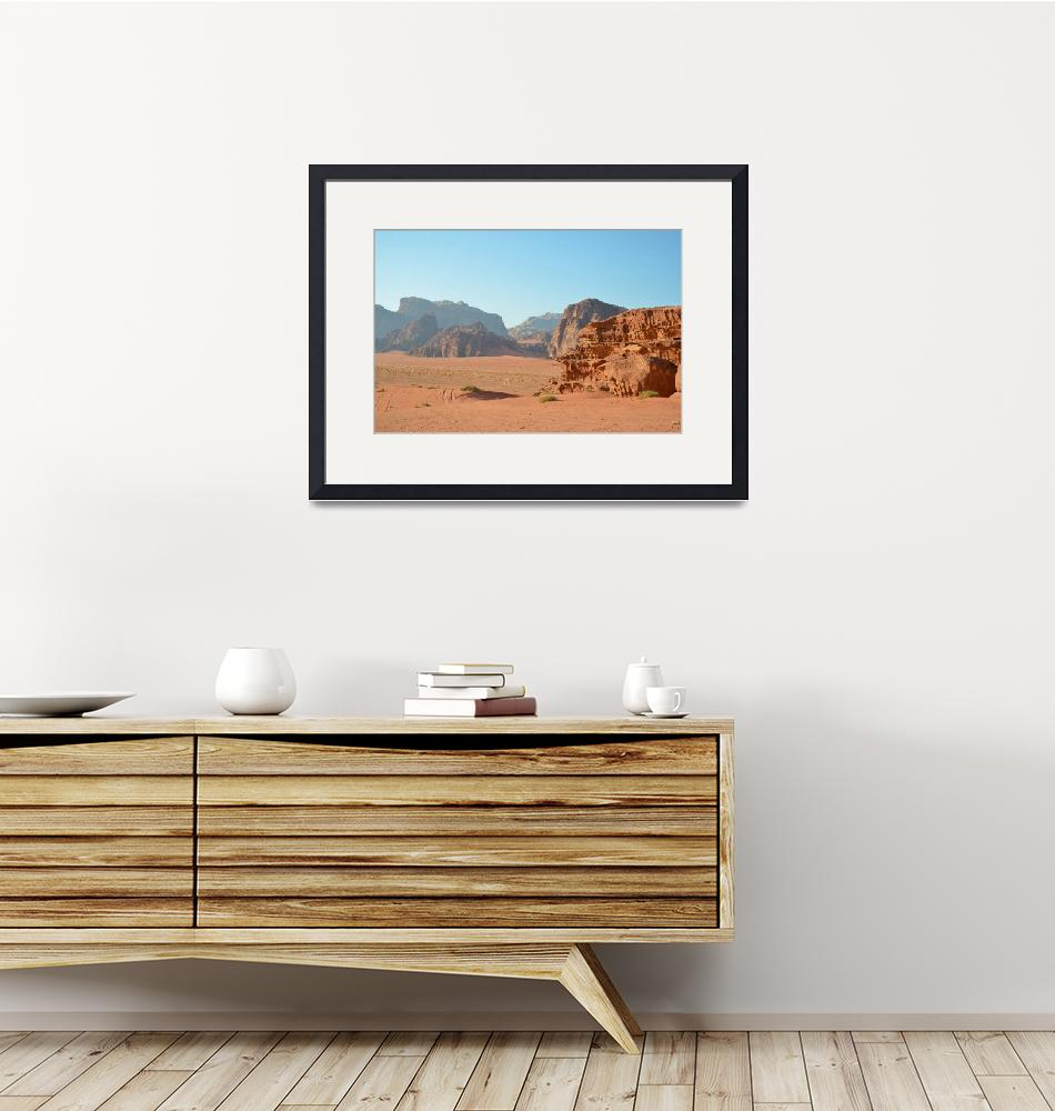 """""""Tracks In The Desert""""  (2011) by malcolmsnook"""