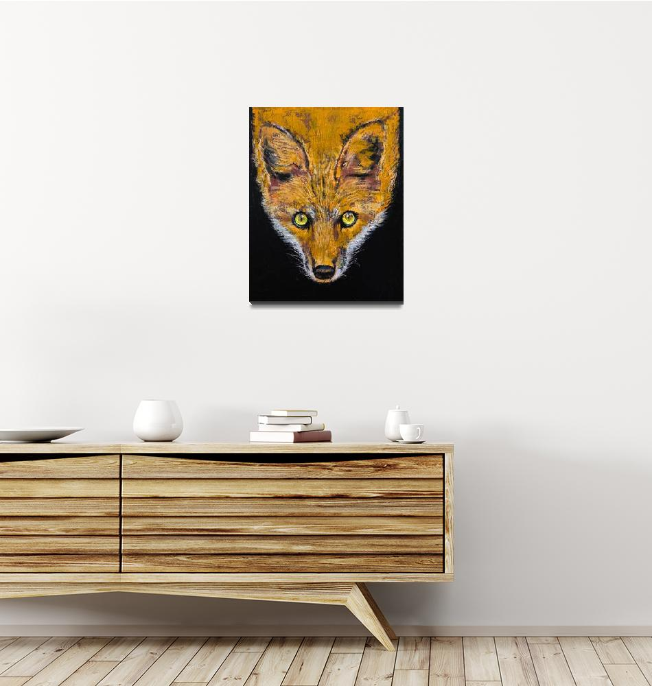 """""""Clever Fox""""  by creese"""