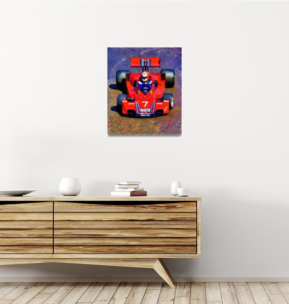 """""""Monaco Grand Prix F1""""  (2014) by who"""