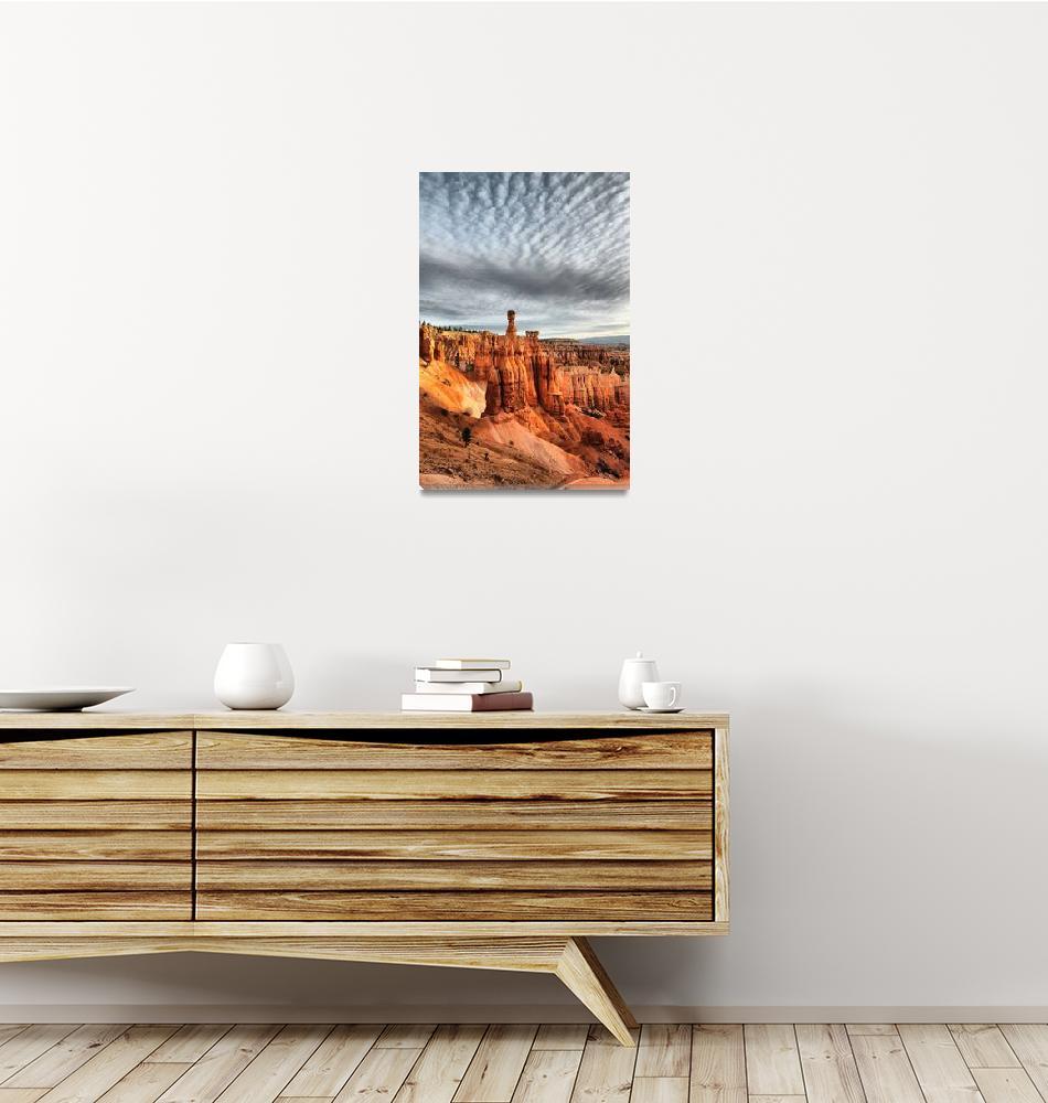 """Sunrise, Bryce Canyon""  (2009) by benzingphoto"