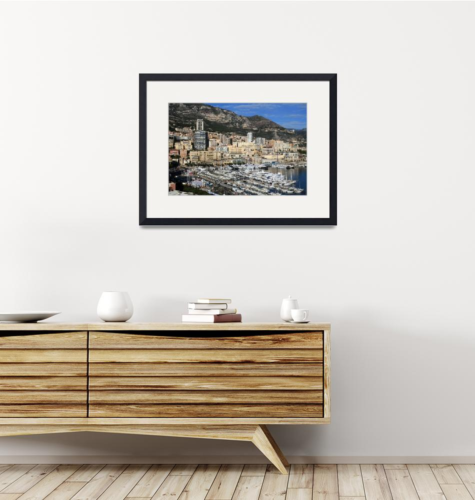 """""""Monte Carlo Waterfront""""  by weim"""