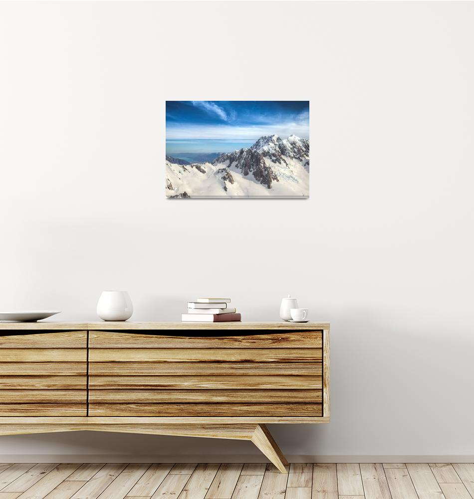"""Aoraki/Mount Cook""  (2015) by thomaskey"