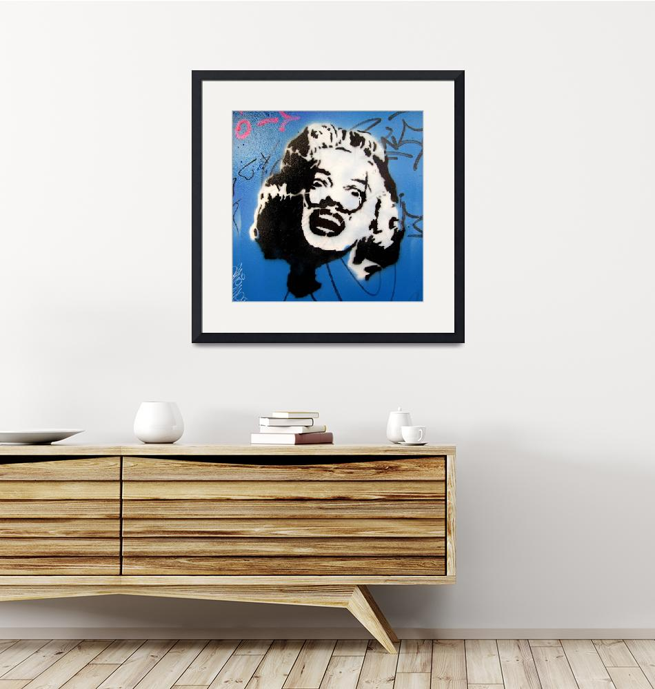 """Marilyn Dali""  (2013) by ivailo"