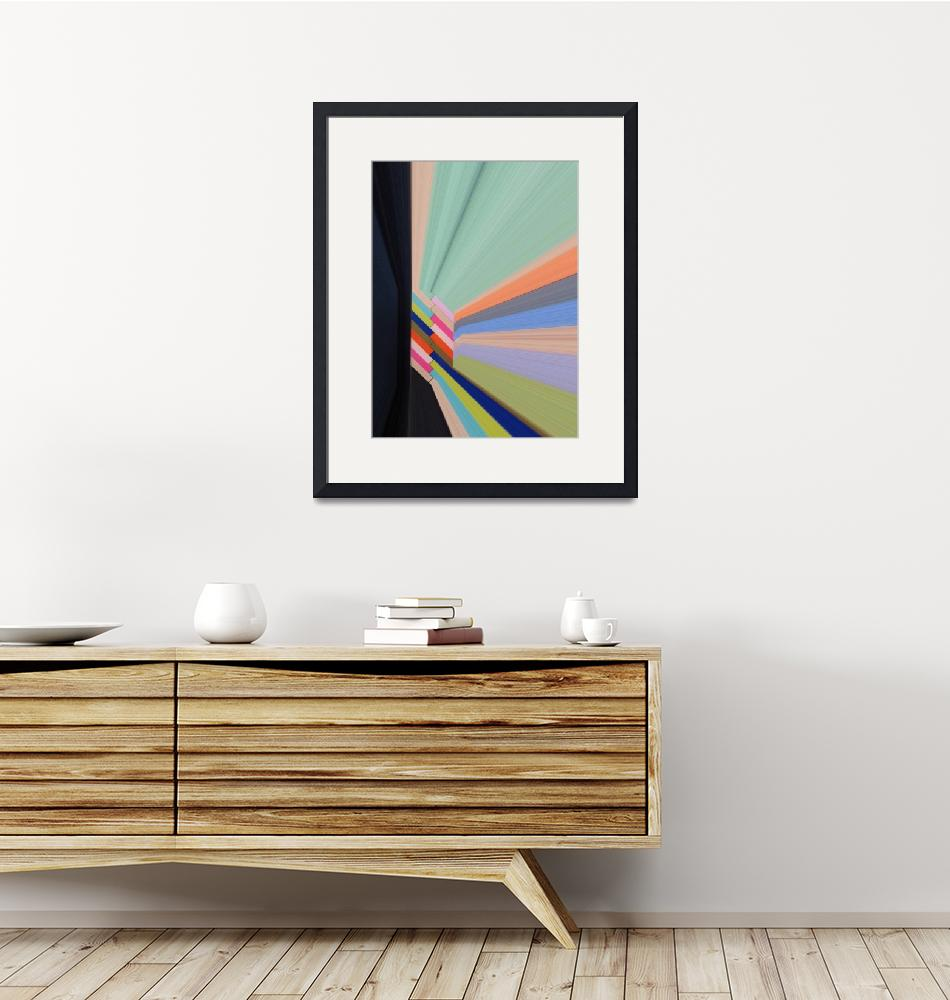 """""""Geometrical Colorful Art""""  by Aneri"""