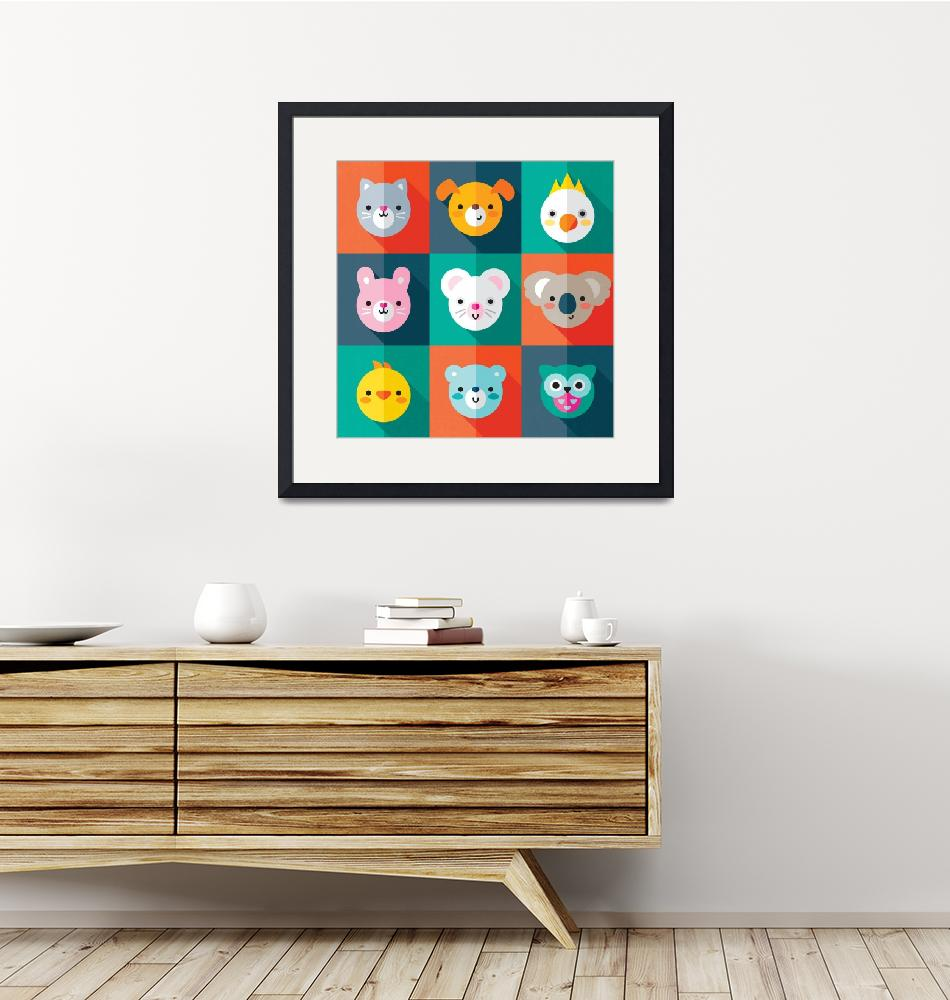 """""""Pet Parade""""  (2014) by DaisyBeatrice"""