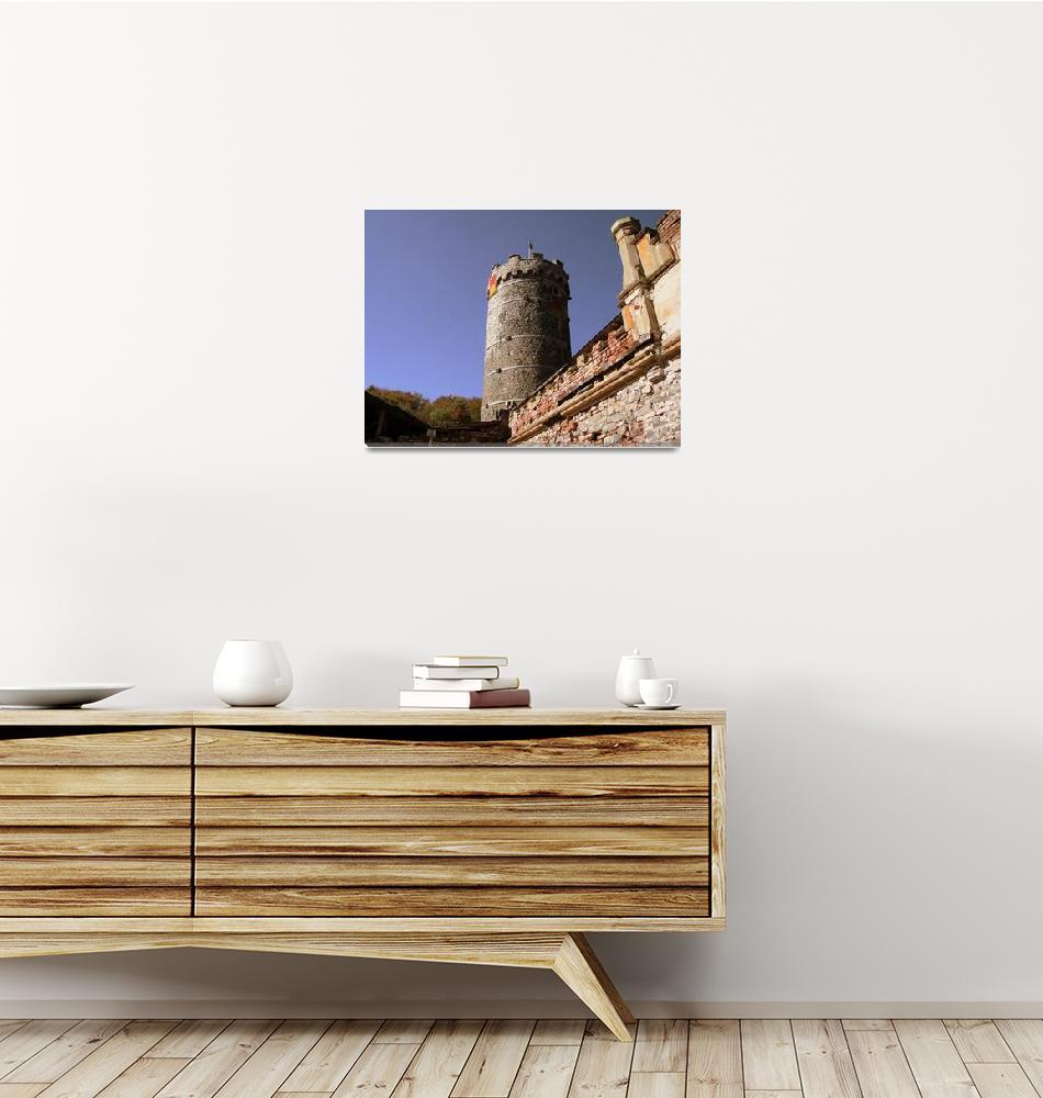 """Hauenstejn Tower""  by Artsart"