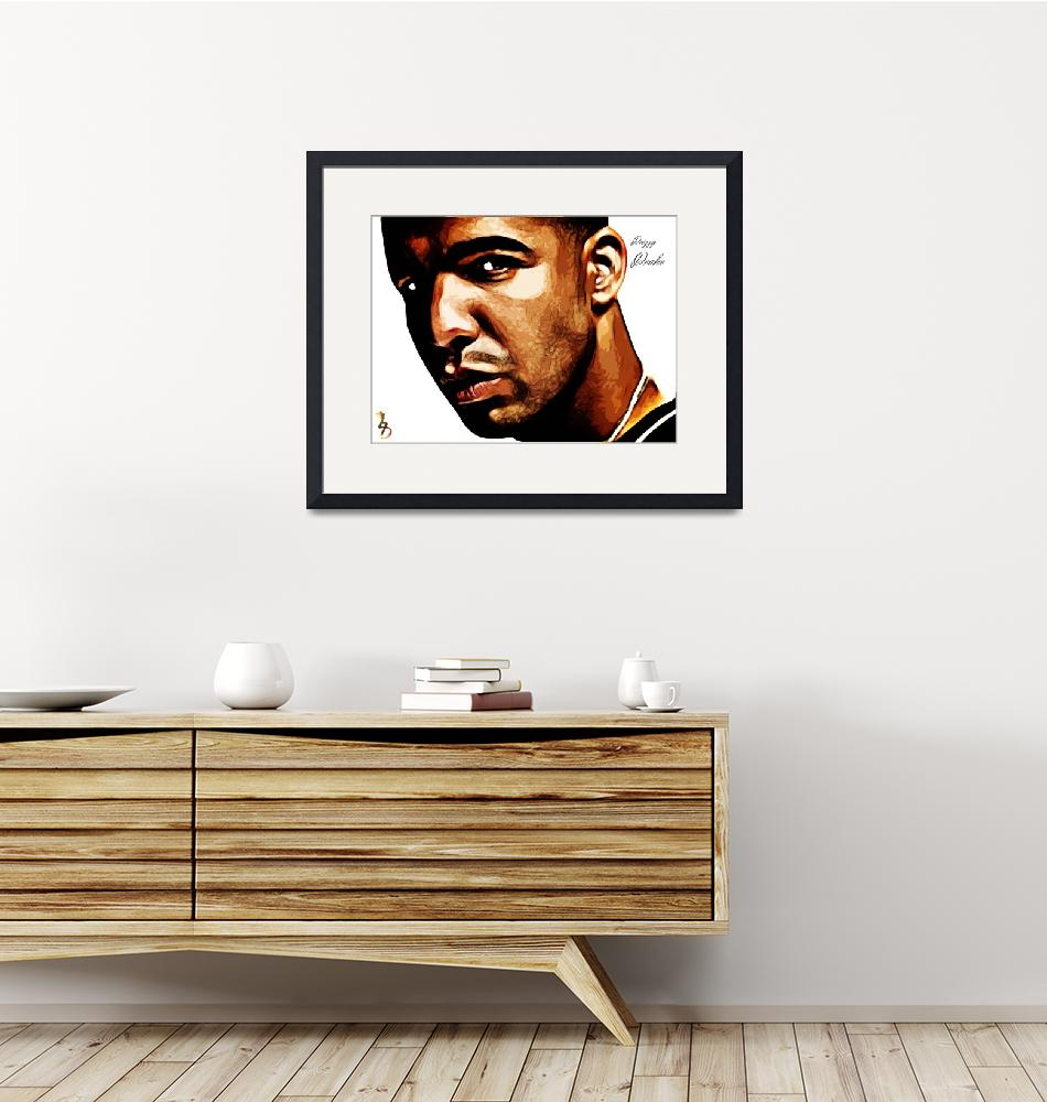 """""""Drake""""  (2011) by D77TheDigArtisT"""