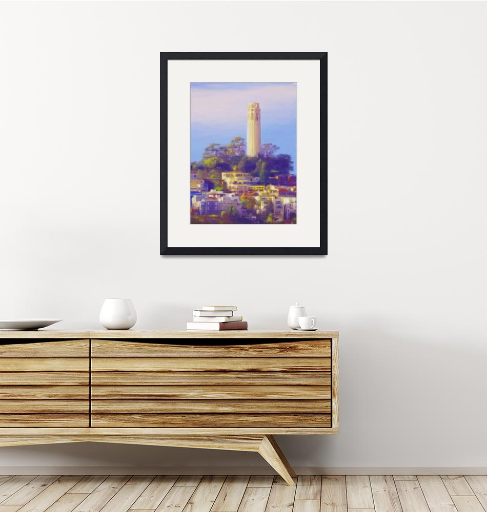 """""""Coit Tower""""  by tomcarlos"""