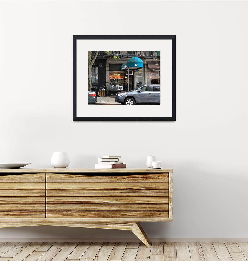 """""""New York City Storefront 2015 #2""""  (2015) by Ffooter"""