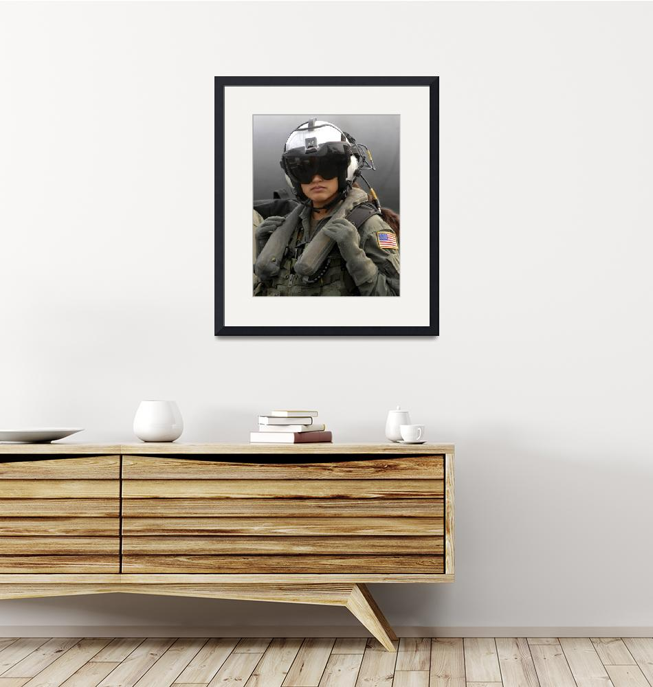 """""""US Navy Aviation Warfare Systems Operator""""  by stocktrekimages"""