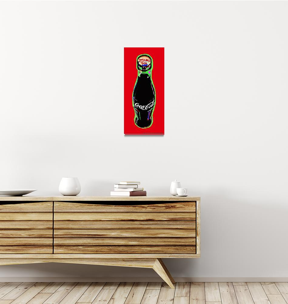"""""""High on Coke""""  (2009) by Automotography"""