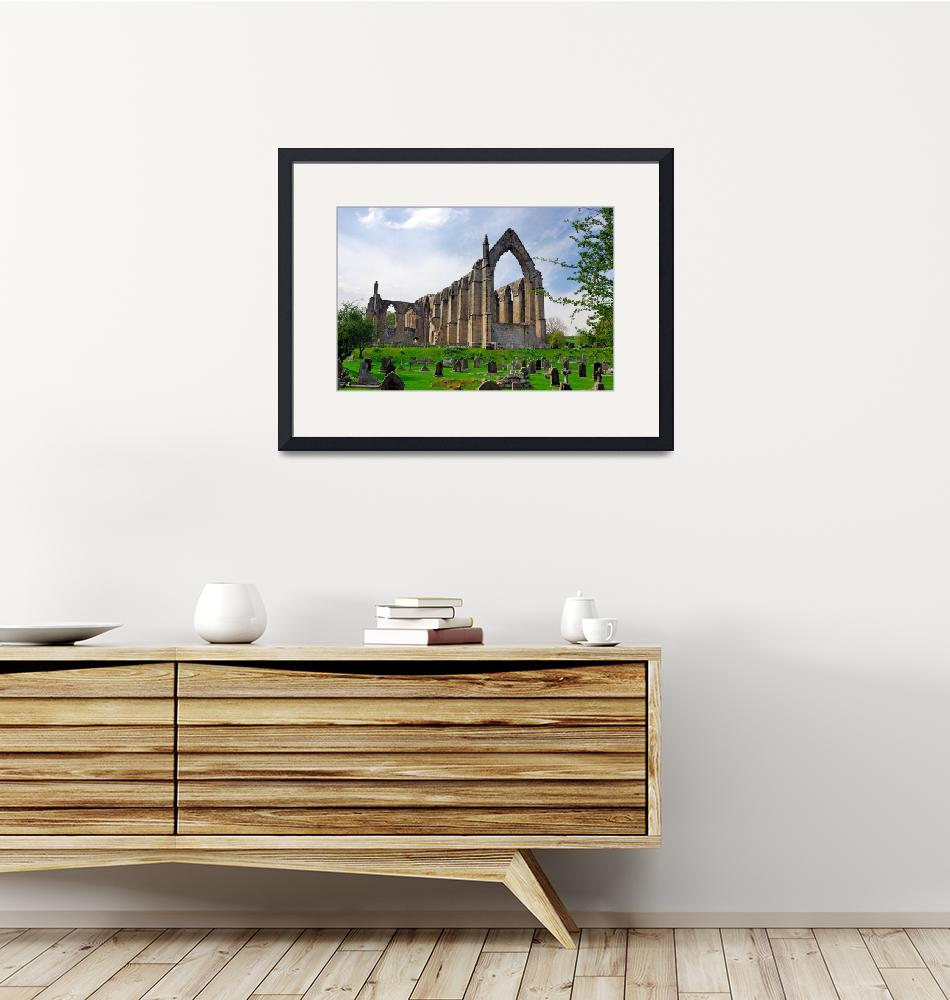 """""""Bolton Abbey""""  (2006) by JoaoPonces"""