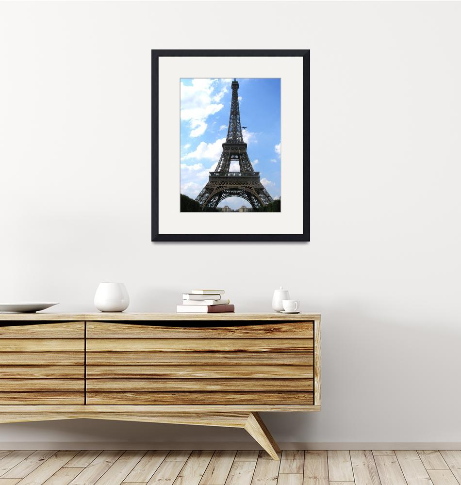 """""""Eiffel Tower""""  (2009) by A-Moment-In-Time"""