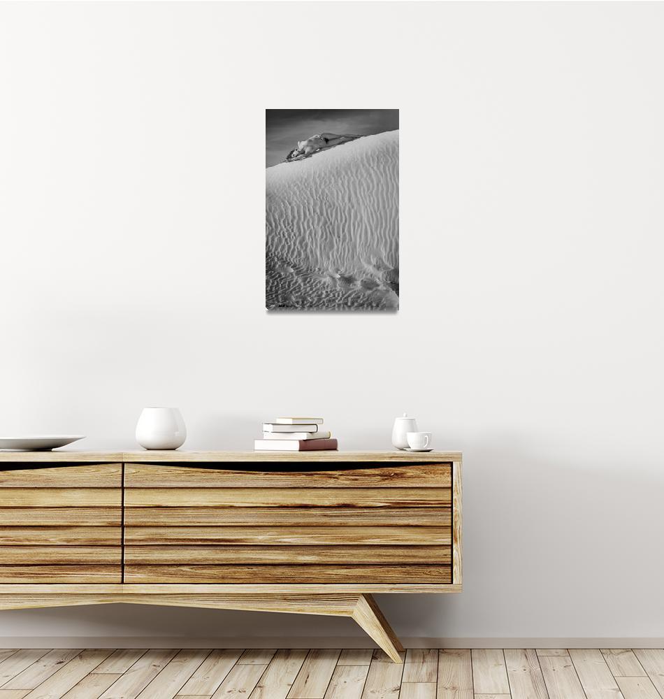 """Timeless Sand"" (2015) by Inge-Johnsson"